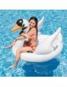 Lebădă copii - Saltea de plajă / piscină gigant