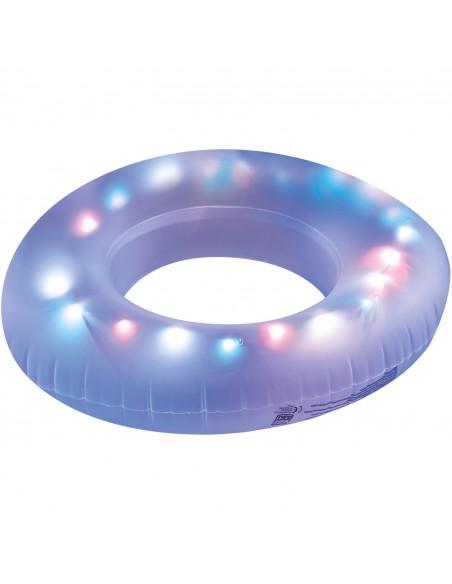 Colac gigant cu LED