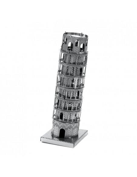 Turnul din Pisa puzzle 3D metalic