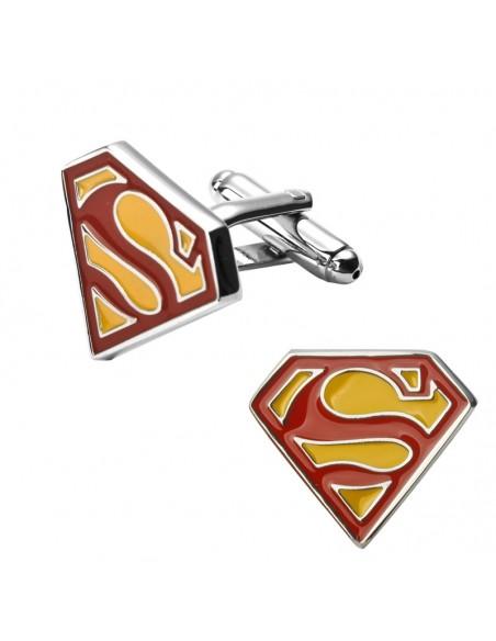 Butoni Superman Colorat