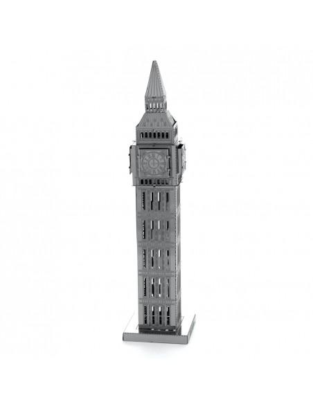 Big Ben Londra puzzle 3D metalic