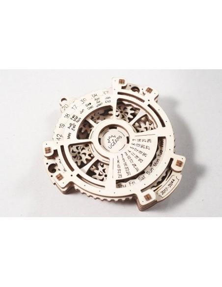 Date Navigator Ugears kit modele mecanice (Calendar)