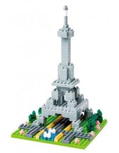nanoblock Turnul Eiffel din Paris
