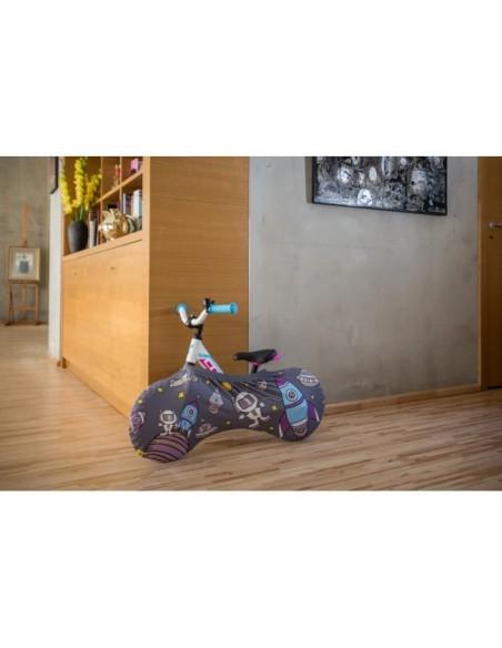 Husă de protecție bicicletă SPACE Velosock copii
