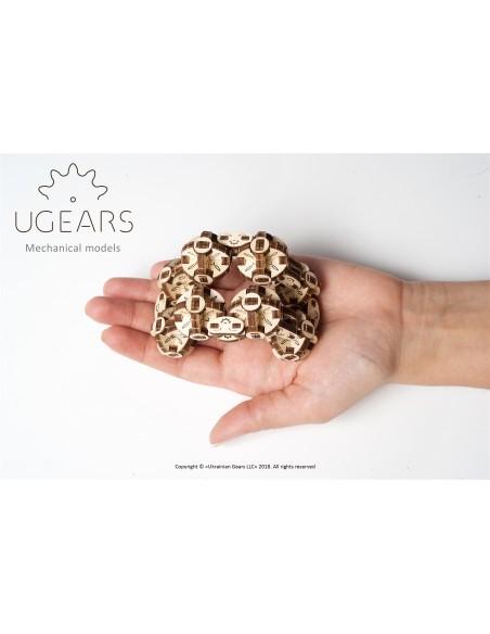 UGears Flexi Cubus kit modele mecanice