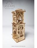 Archballista - Tower (Catapultă - Turn) UGears kit modele mecanice