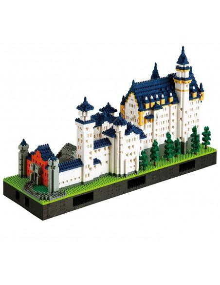 nanoblock Castelul Neuschwanstein Deluxe