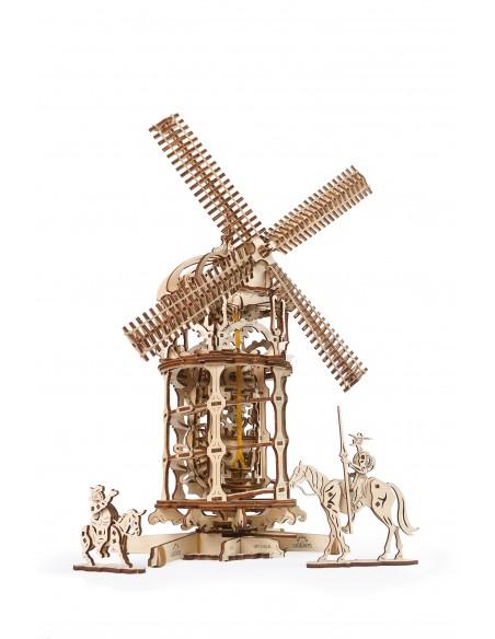 Moara de vânt Turn UGears modele mecanice