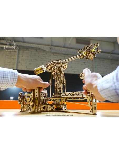Aviator UGears modele mecanice