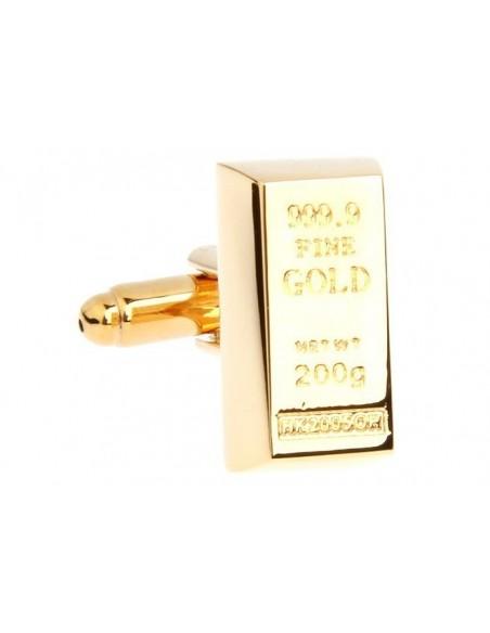 Butoni Lingou de aur