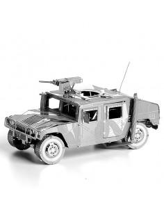 Humvee puzzle 3D metalic XXL