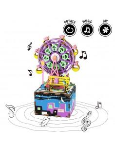 Roată carnaval - puzzle...