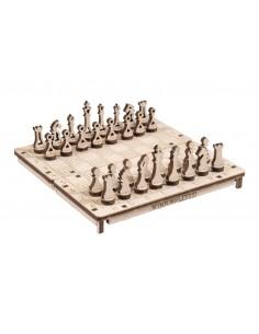 Șah / Dame model mecanic 2...