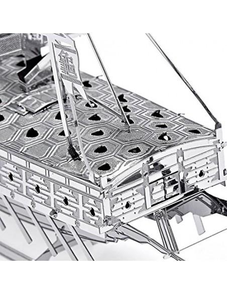 Corabie Panokseon puzzle 3D metalic XXL