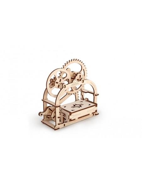 Cutia Comorii - kit modele mecanice UGears
