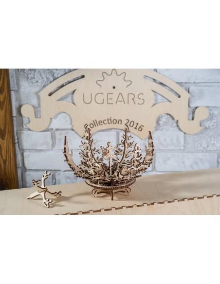 Floare Mecanica - kit modele mecanice UGears