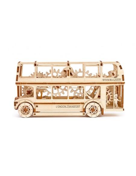 London Bus kit modele mecanice (Autobuz Londra)