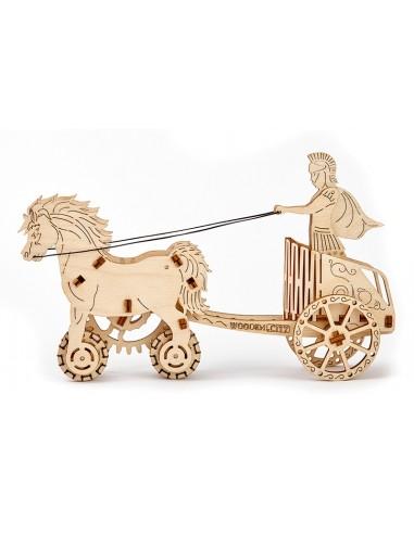 Car de război Roman kit modele mecanice
