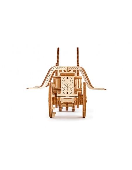 Car de război da Vinci kit modele mecanice
