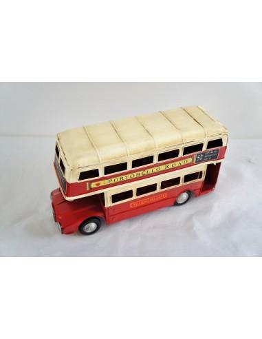 Autobuz Doubledecker Londra mare