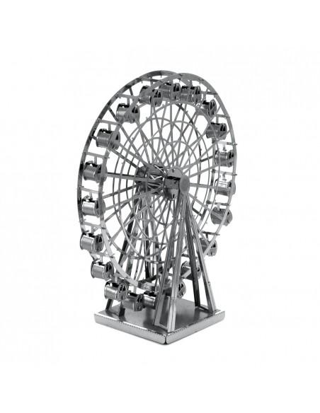 Roată carnaval puzzle 3D metalic