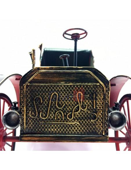 Mașină vintage decapotabilă macheta decorativa