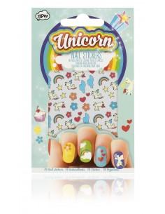 Stickere pentru unghii Unicorn