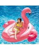 Flamingo adulti - Saltea de plajă gigant