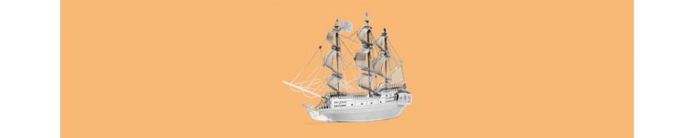 Corăbii și vase